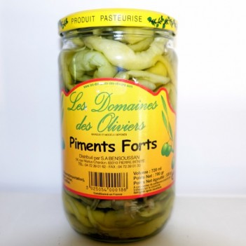 Piments Forts (700g)